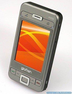 ETEN X500, Pocket PC potente