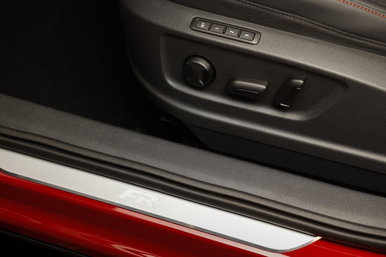 Foto de SEAT Ateca 2020 contacto (31/64)