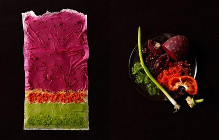 Beth Galton nos vuelve a sorprender uniendo comida y arte moderno