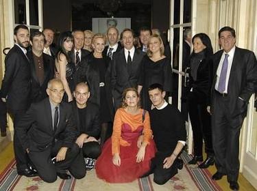 Carolina Herrera miembro de honor de la Asociación de Creadores de Moda de España