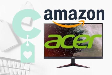 9 monitores Acer para estudiar o teletrabajar que Amazon nos ofrece a precios ajustados esta semana