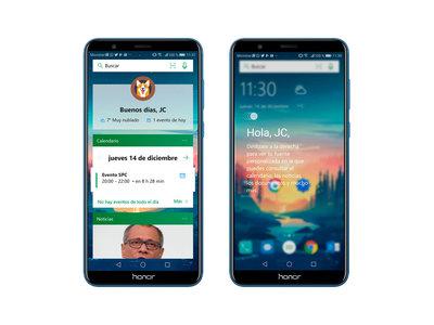 Microsoft actualiza su lanzador de aplicaciones en Android con mejoras que lo hacen aún más interesante