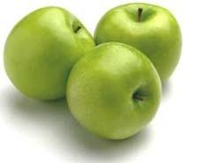 Comer manzana en el embarazo reduce el riesgo del bebé de padecer asma