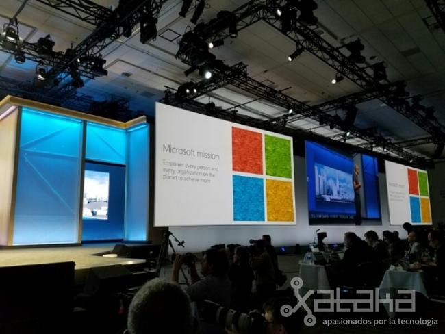 Windows 10 en la Build 2016