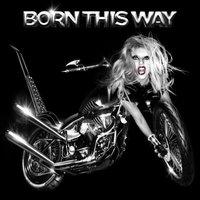 Lady Gaga le pone portada a 'Born this way' y de paso se inventa un animal mitológico por la cara