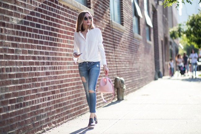 olivia palermo jeans