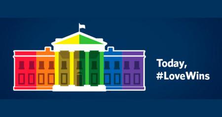 #LoveWins: así han sido las reacciones de un mundo que quiere celebrar la igualdad