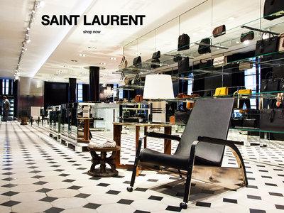 Saint Laurent y Bang & Olufsen Play, dos firmas de lujo para una colaboración de alto diseño