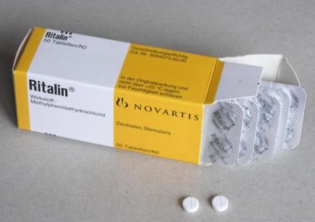 Ritalin Methylphenidat