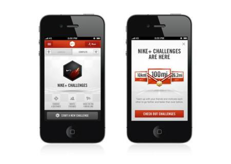 Nike+ Running se actualiza con Nike+ Challenges