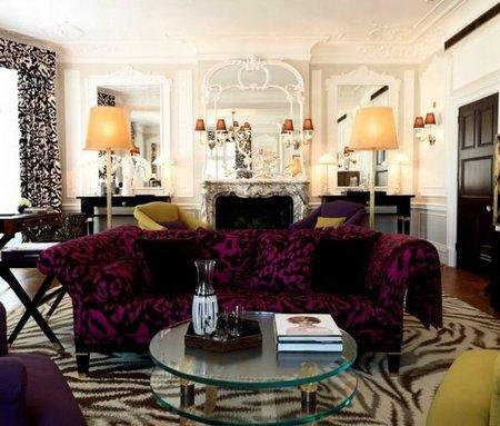 Diane von Furstenberg decora el interior del Hotel Claridge's de Londres