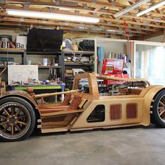 Foto 2 de 11 de la galería splinter-el-coche-de-madera en Xataka