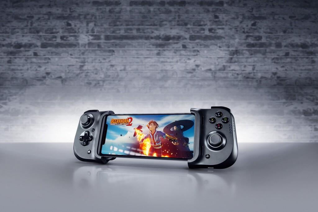 Razer lanza su mando Kishi para iPhone pensado para los 'gamers' y Apple Arcade