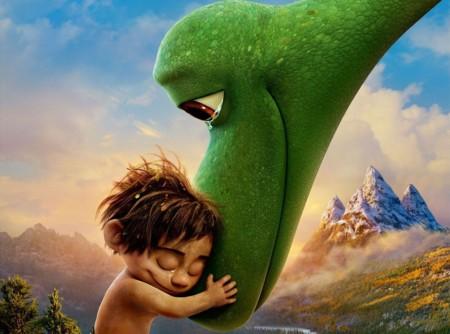 'El Viaje de Arlo', el decepcionante dinosaurio de Pixar