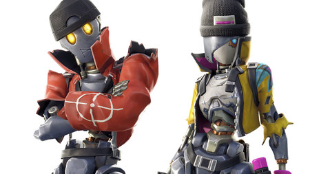 Fortnite: la invasión de los robots protagoniza las nuevas skins y accesorios que llegarán esta semana