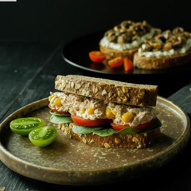Tres sándwiches deliciosos para el almuerzo o la cena: recetas fáciles y rápidas con vídeo incluido