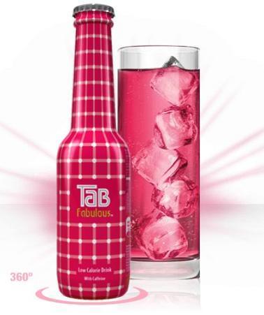 Tab Fabulous, bebida energética para nosotras