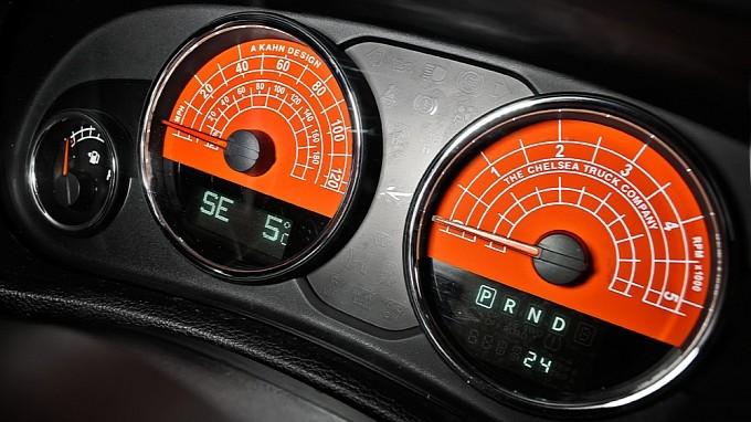 Foto de Kahn Jeep Wrangler CJ300 Matte Pearl Platinum (7/12)