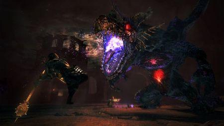 'Dragon's Dogma'. Su duelo contra el dragón Ur nos dejará sin aliento