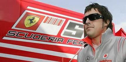 ¿Fernando Alonso podría acabar en Ferrari?