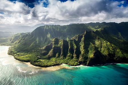 Playas De Arena Blanca Del Mundo Para Ir En Invierno Kauai Hawaii