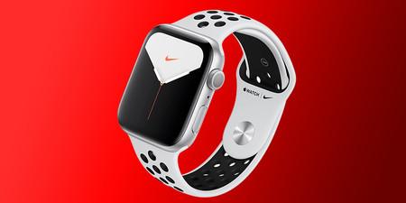 El Apple Watch Nike Series 5 tiene esferas exclusivas y una gran rebaja en MediaMarkt que lo deja a 381,65 euros