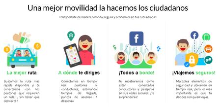 Rideupp Funcionamiento Ciudad De Mexico