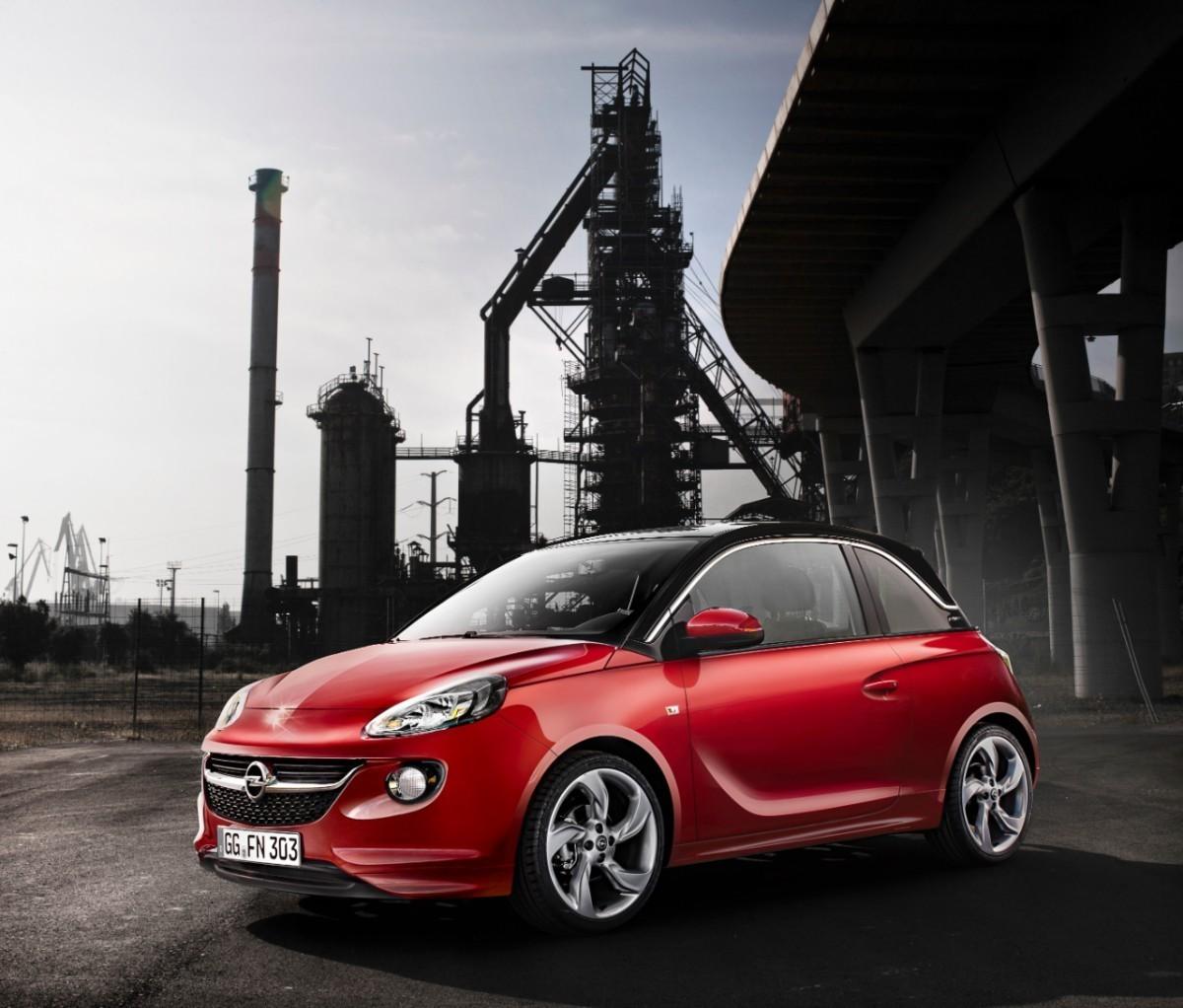Foto de Opel Adam (26/50)