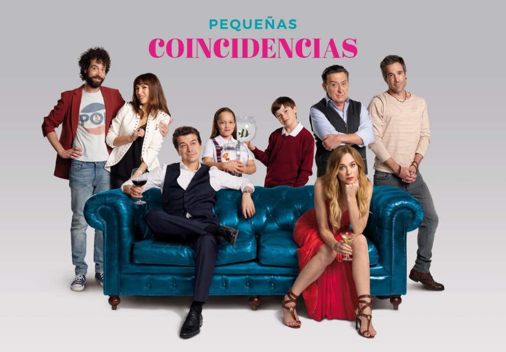 Tráiler de 'Pequeñas coincidencias': Javier Veiga quiere ser padre en la primera serie de ficción española de Amazon