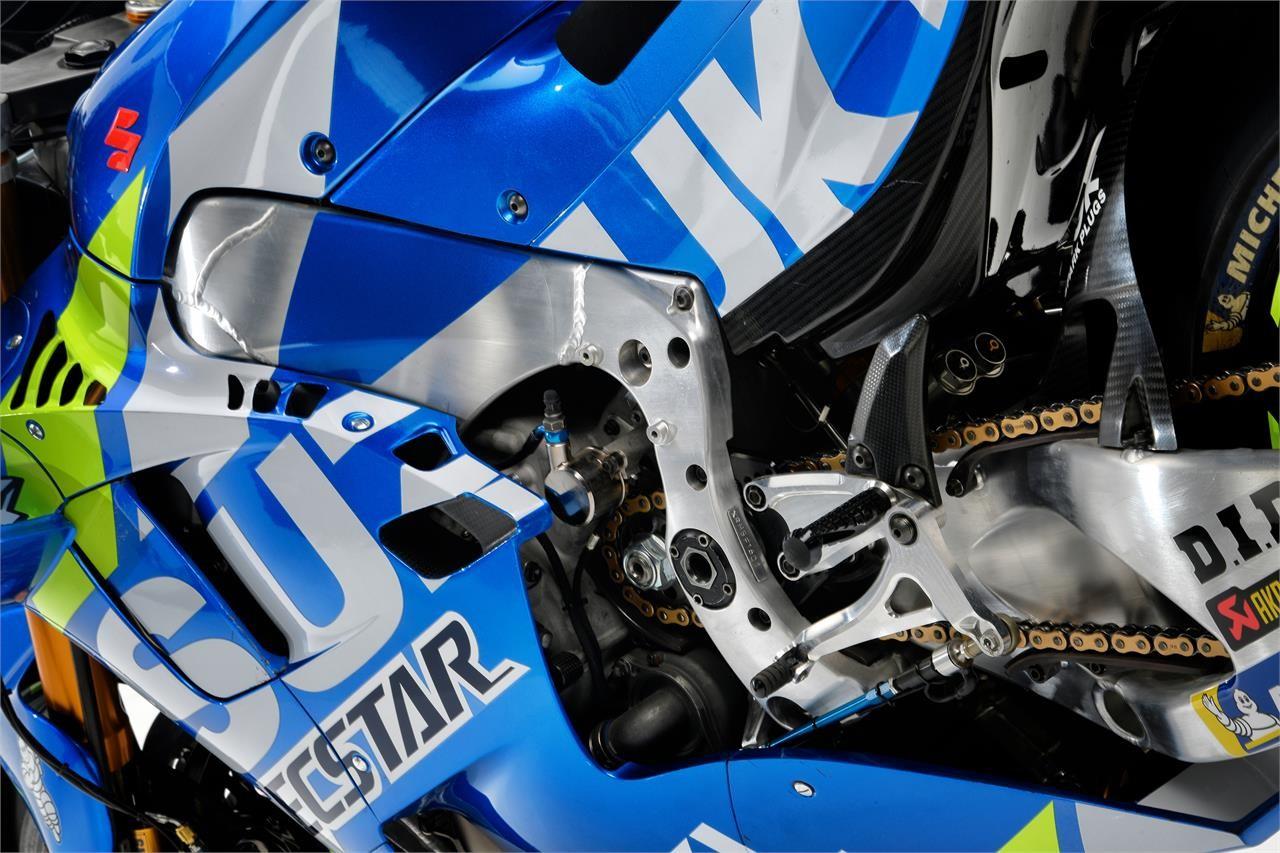 Foto de Presentación MotoGP Suzuki 2019 (24/60)