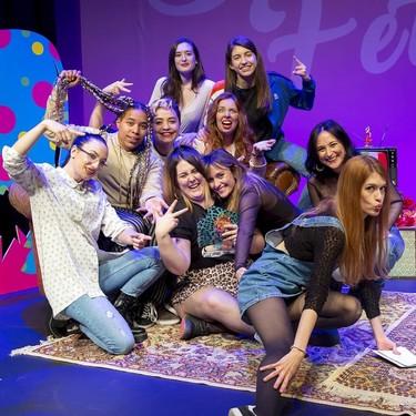 'Señoras Fetén' reivindica el 8M con un especial que junta a las mejores creadoras digitales