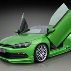 Foto 1 de 5 de la galería je-design-volkswagen-scirocco-tdi en Motorpasión