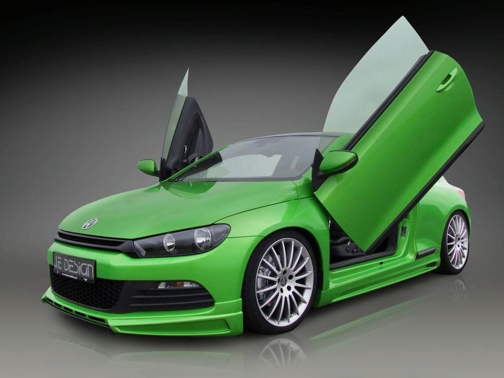 Foto de JE Design Volkswagen Scirocco TDI (1/5)