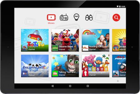 YouTube for Kids, nuestros peques ya tienen su propia aplicación de YouTube
