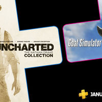 Uncharted: The Nathan Drake Collection y Goat Simulator entre los juegos de PlayStation Plus de enero de 2020