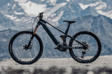 Husqvarna Bicicleta Electrica Ebike Mountain Cross 7