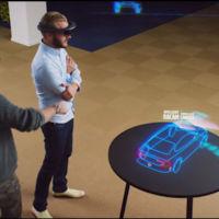 Volvo y Microsoft HoloLens, la mejora manera de entender lo que quieres en tu auto nuevo