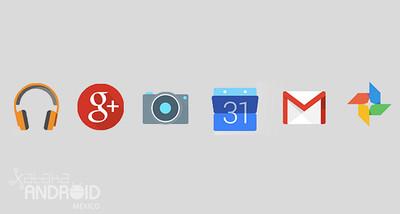 Se avistan nuevos iconos para la siguiente versión de Android