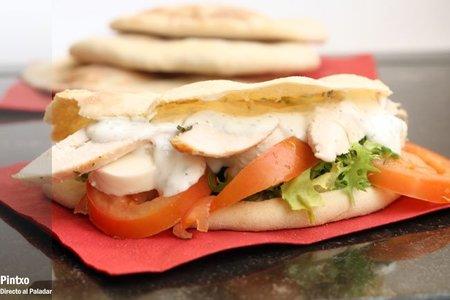 Sándwiches y bocadillos también pueden ser nutritivos y sanos