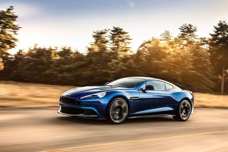 Alguien ha pagado más de 20 millones de libras por los derechos de fabricación del Aston Martin Vanquish