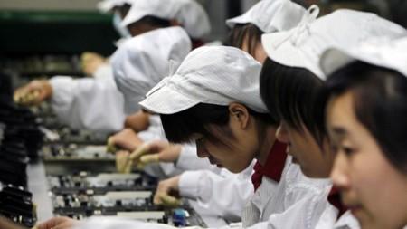 Apple comienza a darle menos peso a Foxconn y más a Pegatron