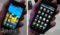 LG Optimus 3D, impresiones del MWC 2011