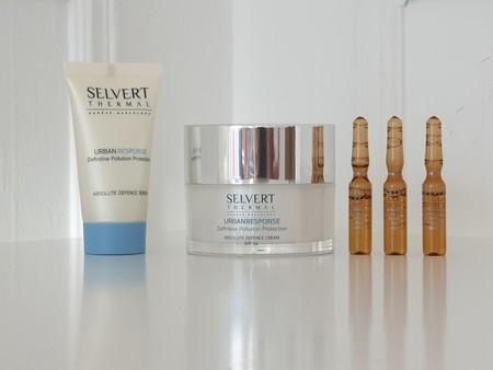 Probamos el kit antipolución de Selvert Thermal, protección y energía para las pieles más urbanitas