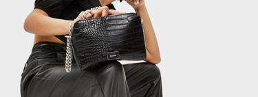 Estos son los 11 bolsos negros de Bershka que encontraremos en su nueva colección por menos de 20 euros