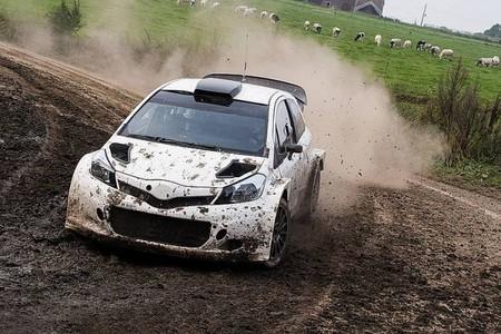 TMG dejará probar su Toyota Yaris WRC a cinco jóvenes pilotos