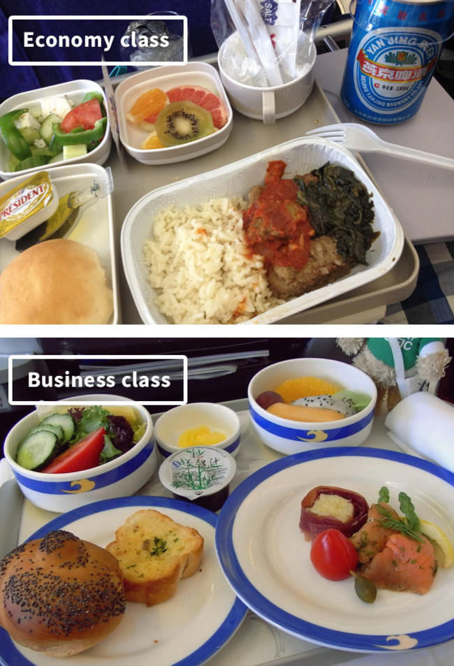 Airline Food 10