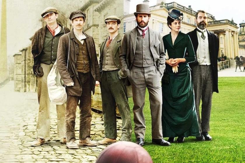 'Un juego de caballeros': la miniserie del creador de 'Downton Abbey' para Netflix explora con altibajos los orígenes del fútbol