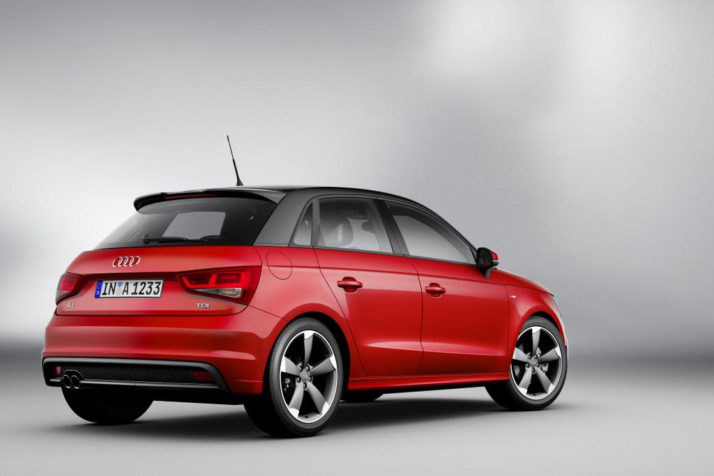 Foto de Audi A1 Sportback (21/21)