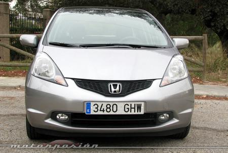 Honda Jazz 1.4 i-VTEC, prueba (parte 2)