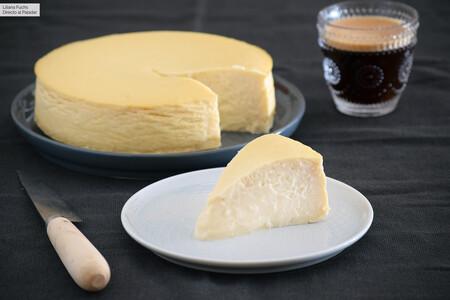 Cómo hacer una tarta de queso cremosa más nutritiva y con menos grasa: receta con un ingrediente secreto para sorprender a todos